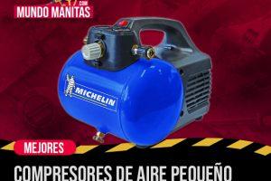 Mejores compresores de aire pequeños del mercado
