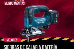 Mejores sierras de calar Bosch del mercado
